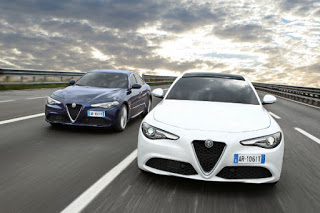 Alfa-Romeo_Giulia_photo Alfa Romeo