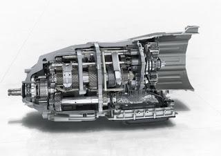 Transmission automatique _ photo Mercedes
