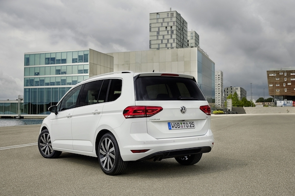 Volkswagen Touran _ photo VW