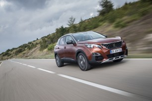 Peugeot 3008 1.2 PureTech _ photo Peugeot