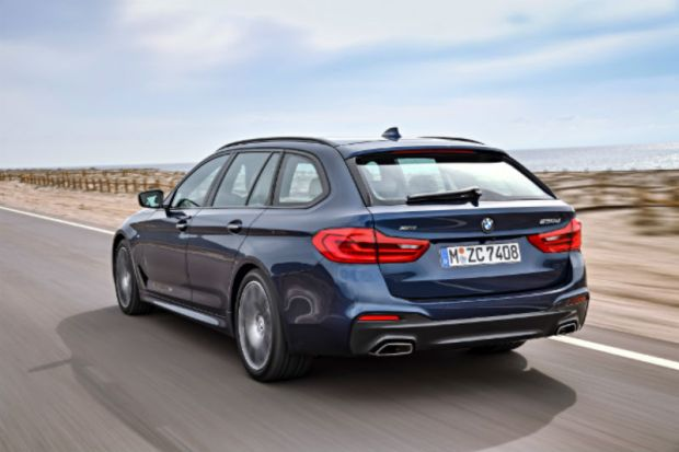 BMW Série 5 Touring _ image BMW