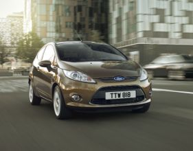 Ford Fiesta _ image Ford