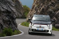 Abarth 500 C _ image Fiat