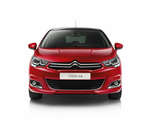 Citroën C4 - photo Citroën