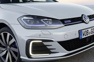 VW Golf GTE _ image Volkswagen