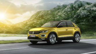 VW T-Roc _ image Volkswagen