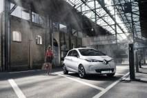 Renault Zoe _ photo Arnaud Taquet/Renault
