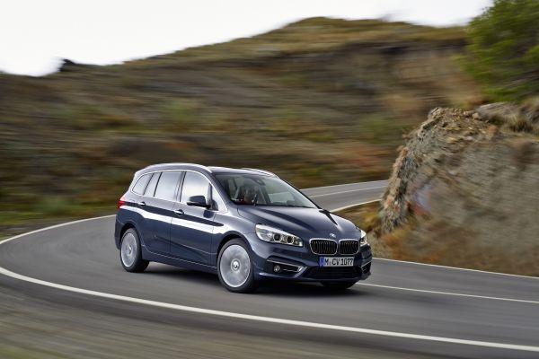 BMW Gran Tourer _ image BMW