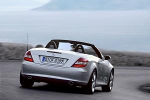 Mercedes SLK _ image Mercedes