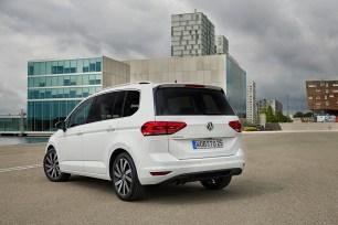 Volkswagen Touran _ image Volkswagen