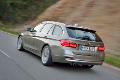 BMW Série 3 Touring _ image BMW