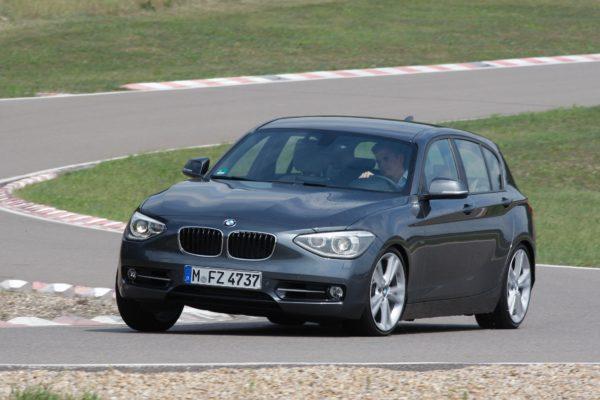 BMW Série 1 (2012) _ image BMW