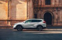 Honda CR-V Hybrid _ image Honda