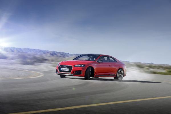 Audi RS 5 Coupé _ image Audi