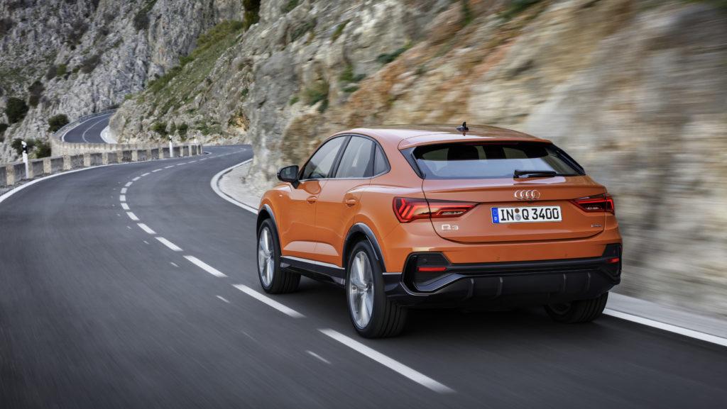 Audi Q3 Sportback _ photo Audi