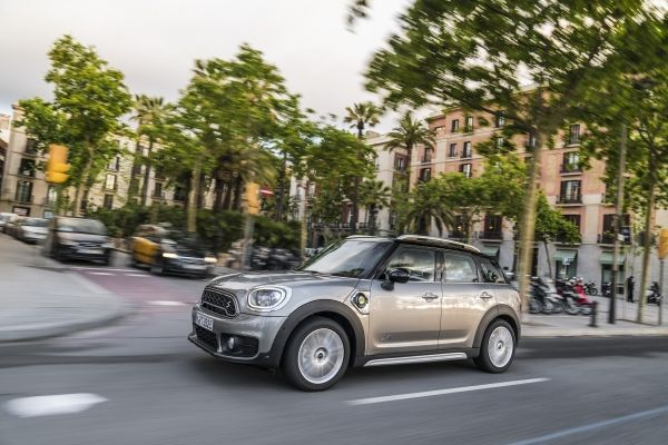 Mini Countryman _ image BMW
