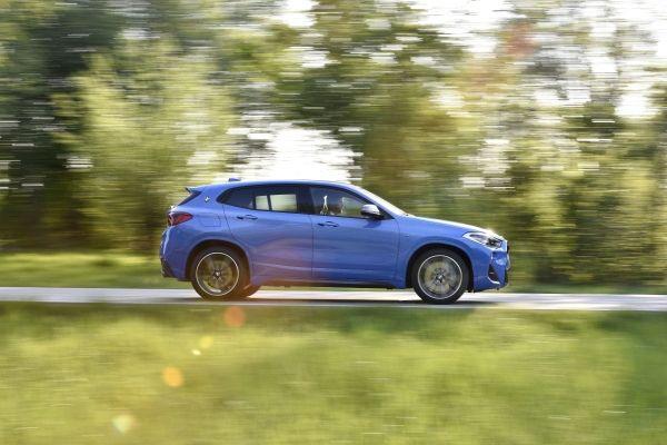 BMW X2 _ image BMW