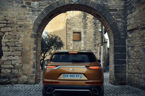 DS 7 Crossback _ photo DS Automobiles / Laurent NIVALLE