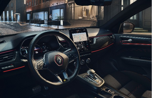 Renault Arkana _ image Renault