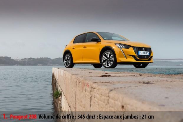 Peugeot 208 _ image Peugeot