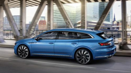VW Arteon Shooting Brake _ image VW
