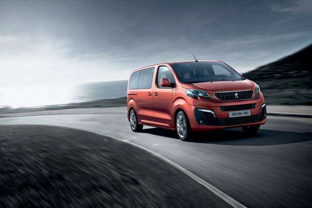 Peugeot Traveller _ image Peugeot