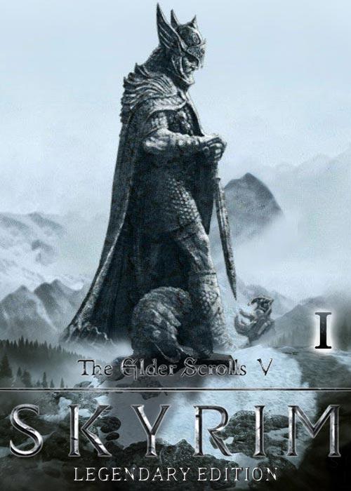 The Elder Scrolls V Skyrim Legendary Edition Steam CD Key For 12 Le Chic Geek