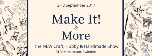 New Craft & Hobby Show 2017!
