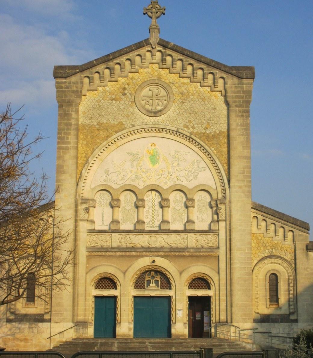 Église Sainte-Geneviève de Bordeaux