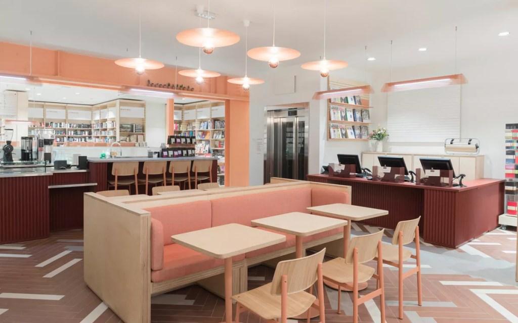 ici-librairie-Paris Shop & Design