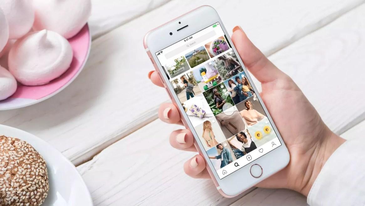 Instagram commerçant