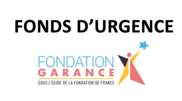 fonds d'urgence Garance