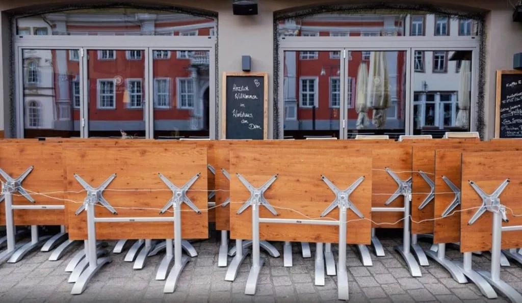 Flash info : les restaurants ne rouvriront pas le 20 janvier