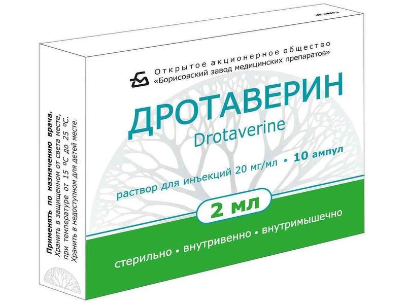 Парацетамол от боли в животе при месячных