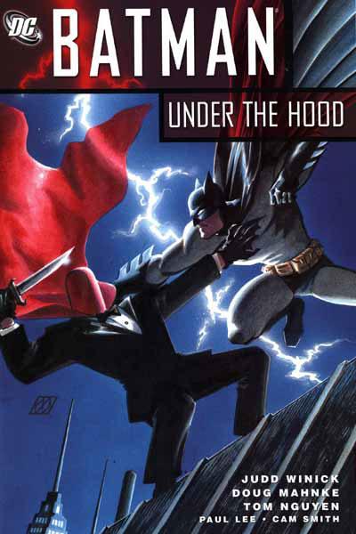 Batman Under the Hood