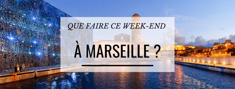 Que faire ce week-end à Marseille ? (01-02 février)