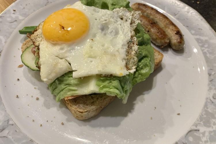 Nürnberger Club-Sandwich