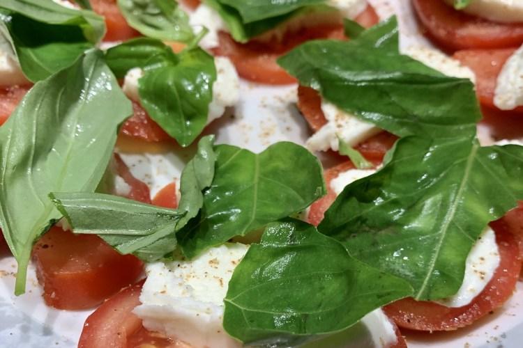 Tomate Mozzarella