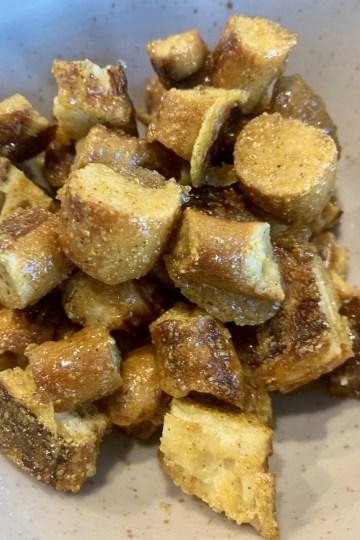 Honey-Mustard-Pretzels