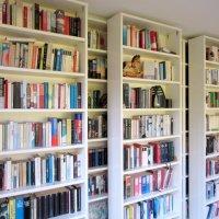 Silvias Bücherregal
