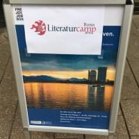 Literatur Barcamp NRW in Bonn