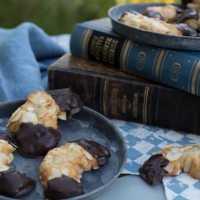 Mini-Mandelhörnchen - so klein wie Kekse