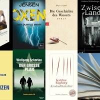 Neue Bücher März 2018