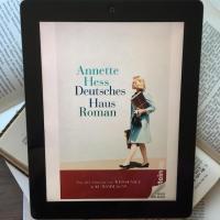 [Rezension] Deutsches Haus von Annette Hess