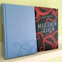 Jasmin Schreiber: Marianengraben
