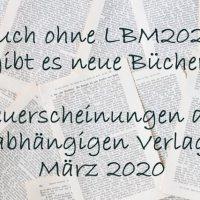 Neuerscheinungen März 2020