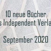 Neuerscheinungen September 2020