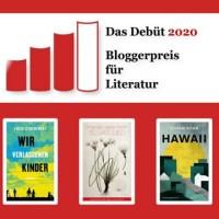 Bloggerpreis Das Debüt 2020