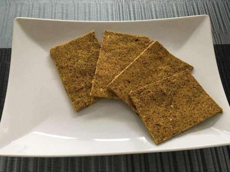 Paleo Bananen Brot mit Kokos, Ingwer und Curry