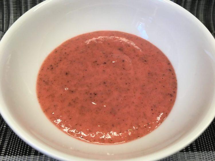 Erdbeer Mohn Dressing